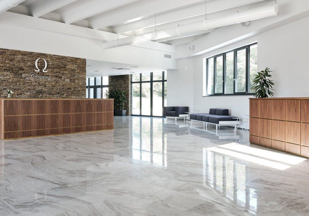 Reception sede Bizzarone